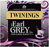 Twinings Earl Grey 200 Tea Bags (Pack of 3, total 600 Tea bags)