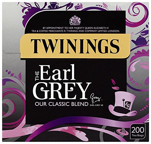 A photograph of Twinings Earl Grey