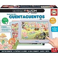 Educa Borrás Educa Touch Junior Cuentacuentos (17952)