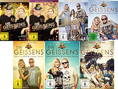 Staffel  6-10 (22 DVDs)