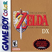 GameBoy Color - The Legend of Zelda: Link's Awakening DX
