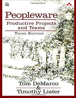 Peopleware: Productive Projects and Teams (0321934113) | Amazon Products