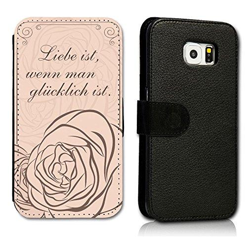 Book Style Handy Tasche - Design WD91 - für Wiko Darkmoon - Cover Case Schutz Hülle Etui Schutzhülle