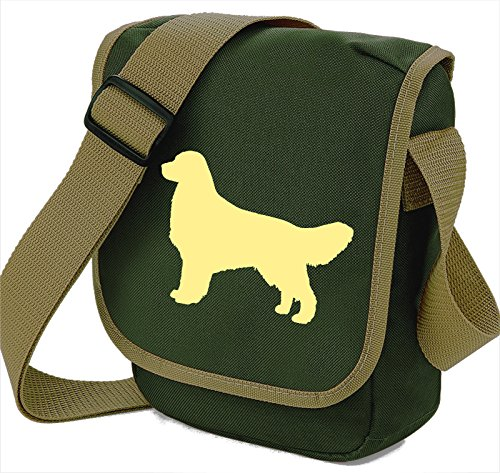 Bag Pixie - Borsa a tracolla unisex adulti Light Golden on Olive