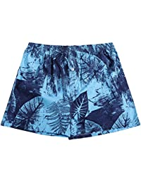 The Cotton Company Men's Cotton Printed Boxer Shorts - Pack Of 1