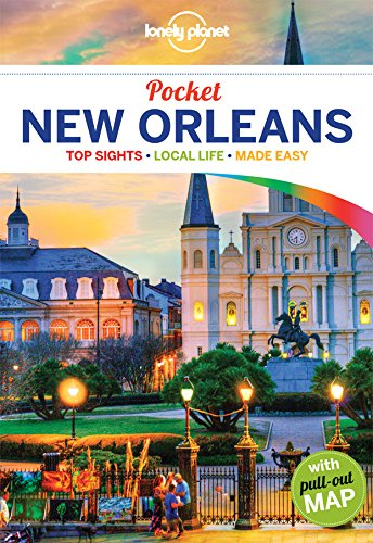 Lonely Planet New Orleans Pocket (Encounter) (Us Quarter State Map)