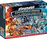 Playmobil 70187 Christmas Adventskalender Kampf um den magischen Stein, ab 4 Jahren, bunt, one Size