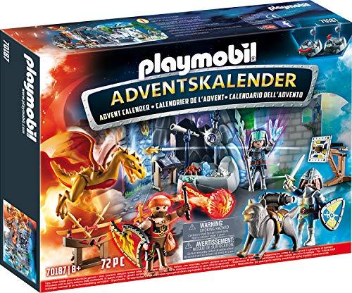 Playmobil 70187 Calendrier Adventskalender Jouet Jouets Multicolore...