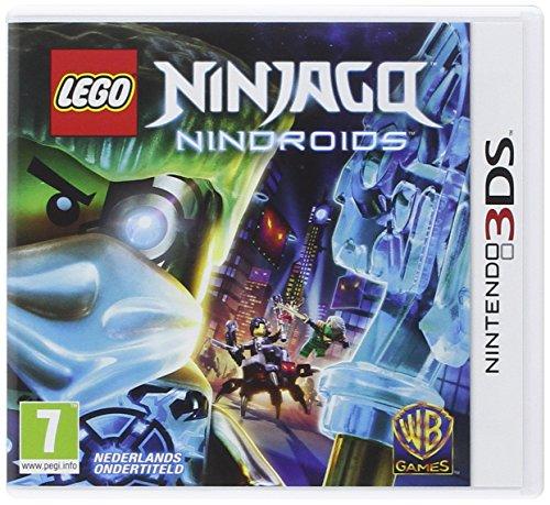 LEGO Ninjago nindroids [Import Europa]
