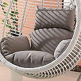 NACHEN Swing Chair Cojín Incremento Acolchado Swing Sofa