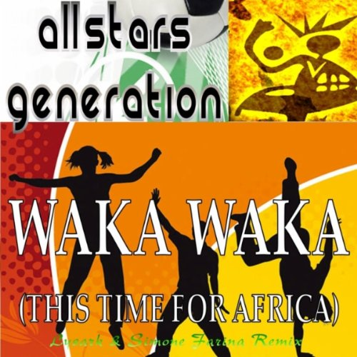 Waka Waka (This Time for Africa) [Radio Edit]