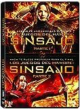 Pack Los Juegos Del Hambre Sinsajo 1 + 2 [DVD]