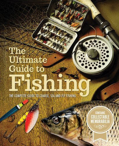 Price comparison product image The Ultimate Guide to Fishing