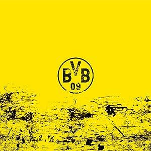 DeinDesign Nintendo Wii U Gamepad Folie Skin Sticker aus Vinyl-Folie Aufkleber Borussia Dortmund BVB Fanartikel