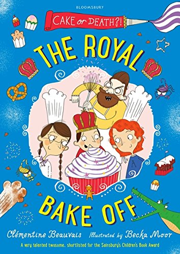The Royal Bake Off (The Holy Moly Holiday)