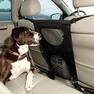 Hundebarriere für Vordersitze Hund im Auto