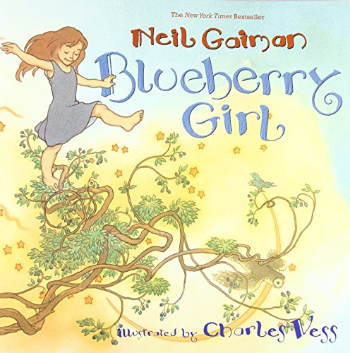 Blueberry Girl por Neil Gaiman