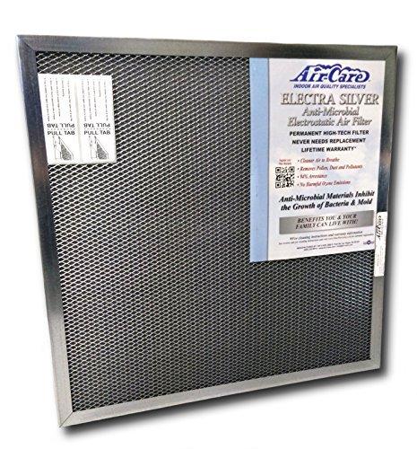 air-care 20x 24x 1Elektrostatische waschbar Permanent A/C Ofen Air Filter von AirCare -