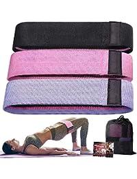 YUNRUI Resistencia Al Ejercicio De Yoga con Caderas Delgadas Y Caderas Apretadas con Ejercicios Domésticos Portátiles