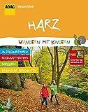 ADAC Wanderführer Harz Wandern mit Kindern: Plus Gratis Tour App mit Karte & GPS