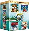 Coffret animation 5 DVD - Les pirates, bons � rien mauvais en tout + Mission : No�l - Les aventures de la famille No�l + Les rois de la glisse + Temp�te de boulettes g�antes + Les rebelles de la for�t