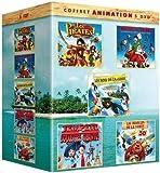 Coffret animation 5 DVD - Les pirates, bons à rien mauvais en tout...