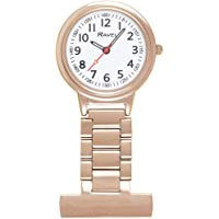 Ravel - Classic Easy Read Nurses Fob Watch