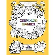 Coloriage créatif: Alfons Mucha
