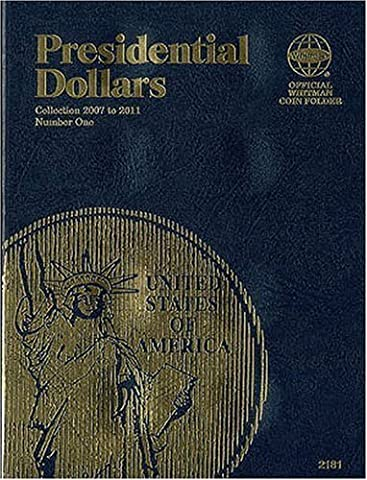 Presidential Folder Vol. I (Official Whitman Coin Folder) by Whitman