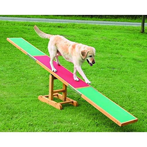 Artikelbild: Trixie 3213 Dog Activity Agility Wippe, 300 × 54 × 34 cm