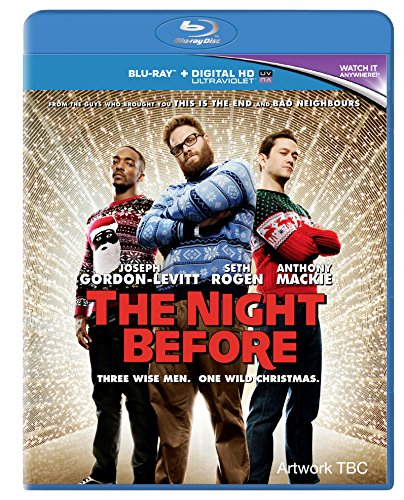 The Night Before [Blu-ray] [UK Import]
