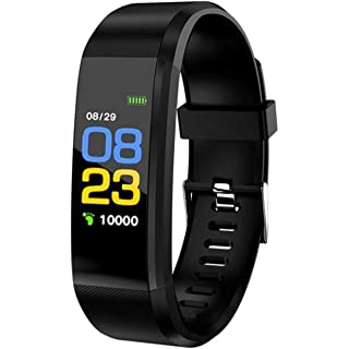 Sketchfab Band Smart Fitness Band Activity Tracker with OLED Display Compatible with Android and iOS Devices.