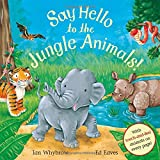 Say Hello to the Jungle Animals!
