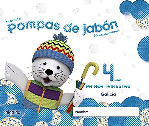 Pompas de jabón 4 años. 1º Trimestre. Proyecto Educación Infantil 2º ciclo - 9788490670538