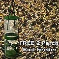 Wild Bird Food Feed + Free Feeder High Energy All Season Low Mess Mix | 500g - 20kg from Elixir