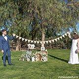 Mr. Wonderful WOA08975FR Guirlande champêtre - Et ils vécurent heureux