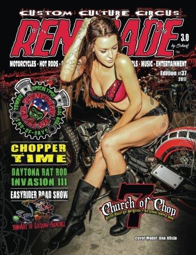 Renegade Magazine Edition 37 (Magazin Scharfes)