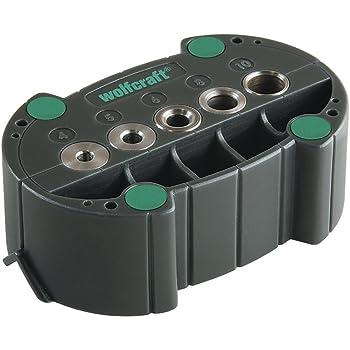 Wolfcraft 4685000 - Accumobil, supporto per foratura mobile