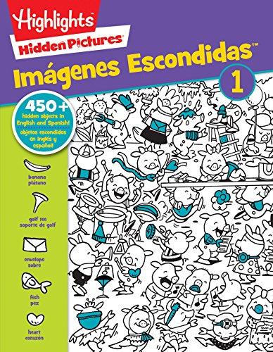 Hidden Pictures: Imágenes Escondidas 1 (Highlights)