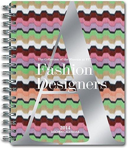 14 Fashion Des. A-Z (Taschen Spiral Diaries)