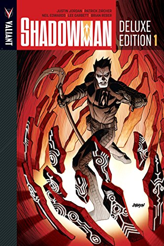 Shadowman Deluxe Edition Vol. 1 (Shadowman (2012- )) - Deluxe Diego