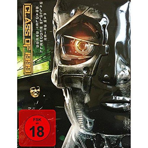 Die Klasse von 1999 3D-FuturePak Steelbook Bluray & DVD