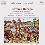 Ensemble Unicorn: Carmina Burana (Medieval Poems and Songs) (Audio CD)