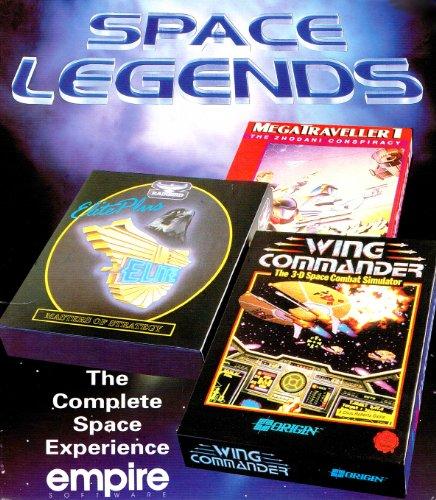 (Space Legends (Wing Commander 1, Elite Plus, Mega Traveller 1))