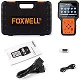 Foxwell NT650 OBD2 Car Diagnostic Tool ABS Airbag SAS EPB DPF TPMS Oil Reset Injector ODB2 Auto Scanner