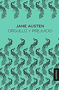 Orgullo y prejuicio par Jane Austen