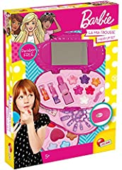 Idea Regalo - Lisciani Giochi 63253-Barbie Make Up Set, 63253