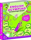 International English Olympiad - Class 4  with CD: Essential Principles with Examples, Mcqs and Solutions, Model Test Papers