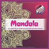 Livre de coloriage adulte pour femme Mandala - L'entraînement bat le talent quand le talent ne s'entraîne pas!...