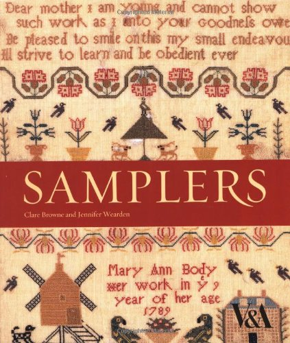 Samplers from the Victoria & Albert Museum
